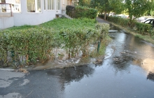 Spălări de rețele apă potabilă în cartierul Vasile Alecsandri- Baia Mare