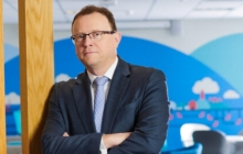 Ronan Larkin, Director de Finanțe și Reglementări la Northern Ireland Water