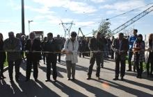 Statia de epurare Baia Mare - inaugurare