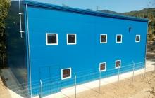 """Staţie de tratare apă potabilă  Cavnic - Valea Albă ( """"Flotaţie"""" )"""