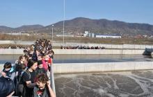 Porți deschise la Stația de epurare Baia Mare - 22 martie 2017, Ziua Mondială a Apei