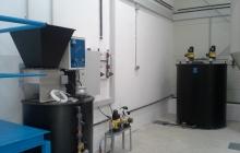 Staţie de tratare apă potabilă Cavnic - Berbincioara