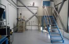 Stație de tratare apă potabilă Baia Sprie