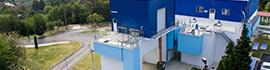 Tur virtual stație tratare apă